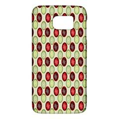 Christmas Pattern Galaxy S6