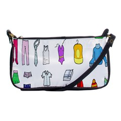Clothing Boots Shoes Shorts Scarf Shoulder Clutch Bags