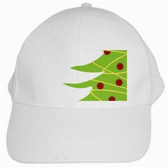 Christmas Tree Christmas White Cap