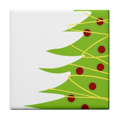 Christmas Tree Christmas Face Towel