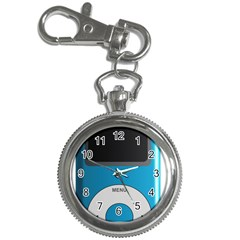 Digital Mp3 Musik Player Key Chain Watches