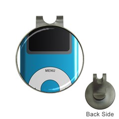 Digital Mp3 Musik Player Hat Clips with Golf Markers