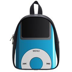 Digital Mp3 Musik Player School Bags (Small)