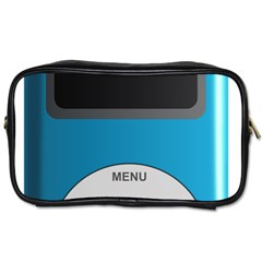 Digital Mp3 Musik Player Toiletries Bags 2-Side