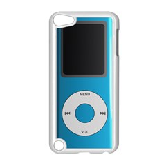 Digital Mp3 Musik Player Apple iPod Touch 5 Case (White)