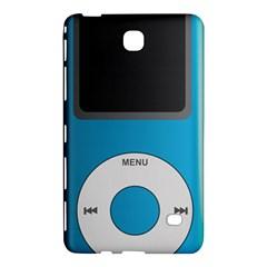 Digital Mp3 Musik Player Samsung Galaxy Tab 4 (7 ) Hardshell Case