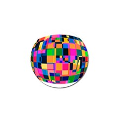 Color Focusing Screen Vault Arched Golf Ball Marker