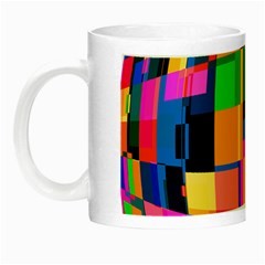 Color Focusing Screen Vault Arched Night Luminous Mugs