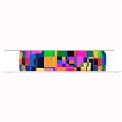 Color Focusing Screen Vault Arched Small Bar Mats