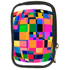 Color Focusing Screen Vault Arched Compact Camera Cases