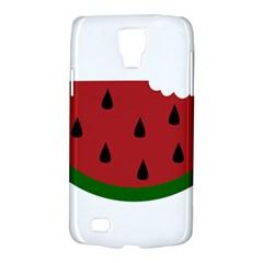 Food Slice Fruit Bitten Watermelon Galaxy S4 Active