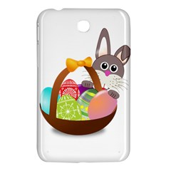 Easter Bunny Eggs Nest Basket Samsung Galaxy Tab 3 (7 ) P3200 Hardshell Case