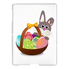 Easter Bunny Eggs Nest Basket Samsung Galaxy Tab S (10.5 ) Hardshell Case