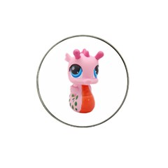 Dragon Toy Pink Plaything Creature Hat Clip Ball Marker