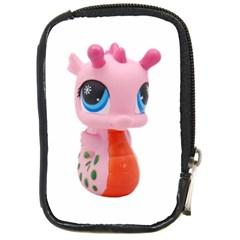 Dragon Toy Pink Plaything Creature Compact Camera Cases