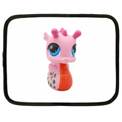 Dragon Toy Pink Plaything Creature Netbook Case (XL)
