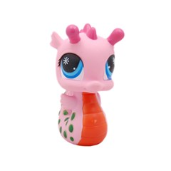 Dragon Toy Pink Plaything Creature 5.5  x 8.5  Notebooks