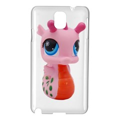 Dragon Toy Pink Plaything Creature Samsung Galaxy Note 3 N9005 Hardshell Case