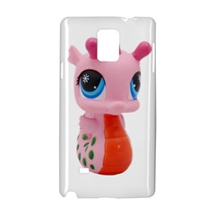 Dragon Toy Pink Plaything Creature Samsung Galaxy Note 4 Hardshell Case