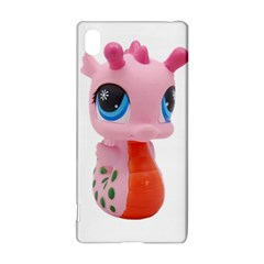 Dragon Toy Pink Plaything Creature Sony Xperia Z3+