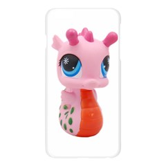Dragon Toy Pink Plaything Creature Apple Seamless iPhone 6 Plus/6S Plus Case (Transparent)