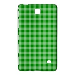 Gingham Background Fabric Texture Samsung Galaxy Tab 4 (7 ) Hardshell Case