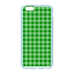 Gingham Background Fabric Texture Apple Seamless iPhone 6/6S Case (Color)