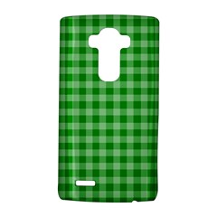 Gingham Background Fabric Texture LG G4 Hardshell Case