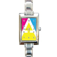 Graphic Design Web Design Rectangle Italian Charm Watch