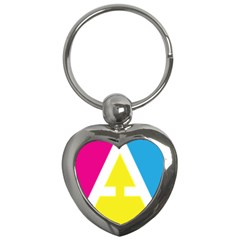 Graphic Design Web Design Key Chains (Heart)