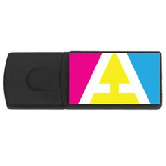 Graphic Design Web Design USB Flash Drive Rectangular (4 GB)
