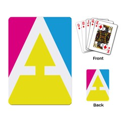 Graphic Design Web Design Playing Card
