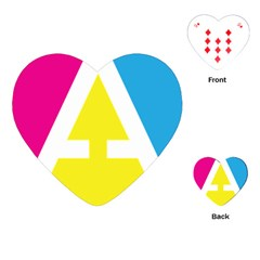 Graphic Design Web Design Playing Cards (Heart)