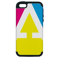 Graphic Design Web Design Apple iPhone 5 Hardshell Case (PC+Silicone)