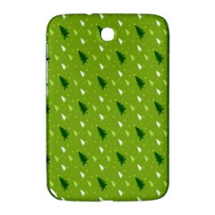 Green Christmas Tree Background Samsung Galaxy Note 8.0 N5100 Hardshell Case