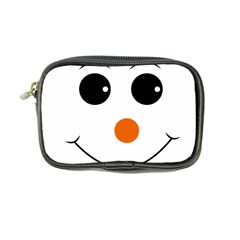 Happy Face With Orange Nose Vector File Coin Purse