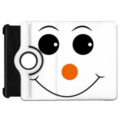 Happy Face With Orange Nose Vector File Kindle Fire HD 7