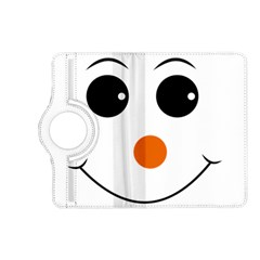 Happy Face With Orange Nose Vector File Kindle Fire HD (2013) Flip 360 Case