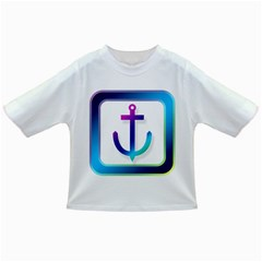 Icon Anchor Containing Fixing Infant/Toddler T-Shirts
