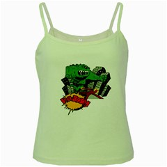 Monster Green Spaghetti Tank
