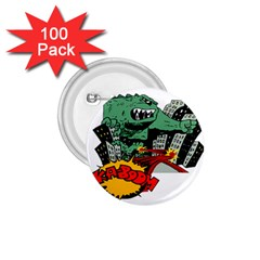 Monster 1.75  Buttons (100 pack)