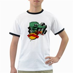 Monster Ringer T Shirts