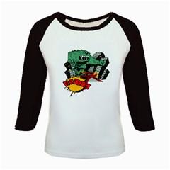 Monster Kids Baseball Jerseys