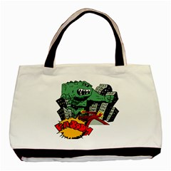 Monster Basic Tote Bag