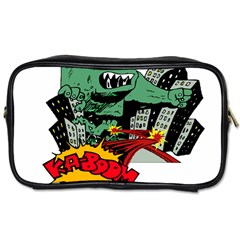 Monster Toiletries Bags 2-Side