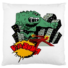 Monster Large Cushion Case (Two Sides)