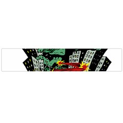 Monster Flano Scarf (Large)
