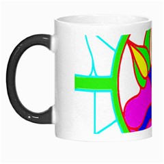 Pattern Template Stained Glass Morph Mugs