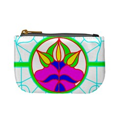 Pattern Template Stained Glass Mini Coin Purses