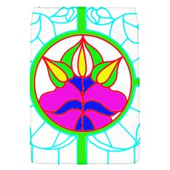 Pattern Template Stained Glass Flap Covers (S)